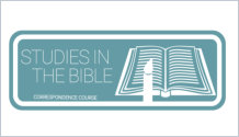 Studies In The Bible