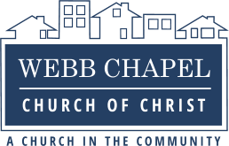 Webb Chapel church of Christ